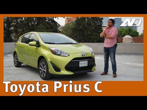 Toyota Prius C - Solo una cosa importa: 20 km/L ?