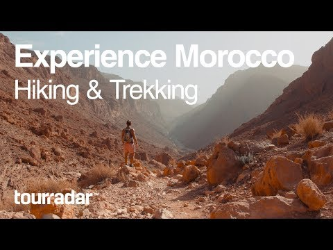 Experience Morocco: Hiking and Trekking