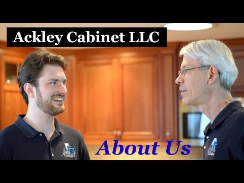 Ackley Cabinet LLC - About Us