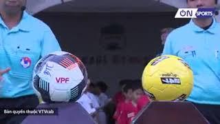 Tóm  tắt  trận  đấu  Giữa  CLB HAGL  và Nam  Định FC