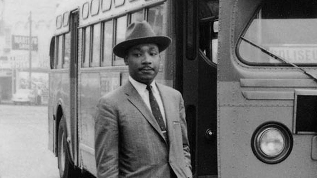 """""""Always Fight With Love"""": In Rare Footage, A Young MLK Jr ..."""