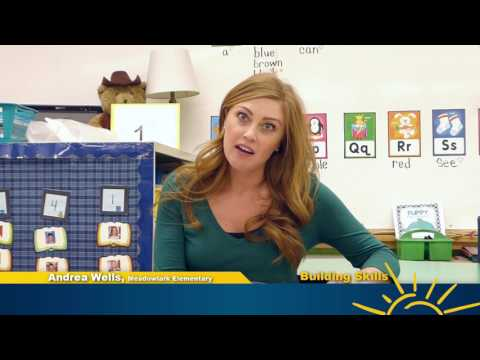 United Way of YC - Kindergarten Readiness Video - Building Skills