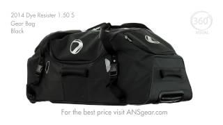 Сумка Dye Bag Resister 1.50S Black