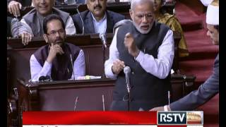PM's reply to discussion on motion of thanks in Rajya Sabha