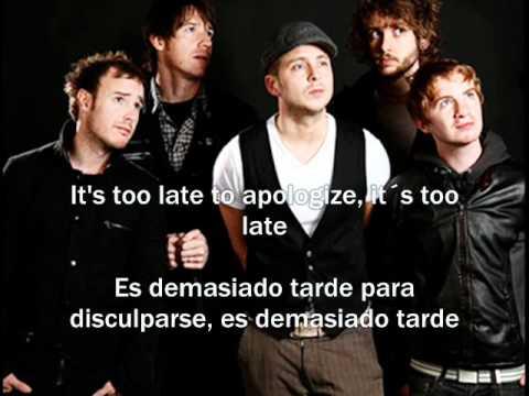 Baixar OneRepublic Apologize subtitulos español ingles