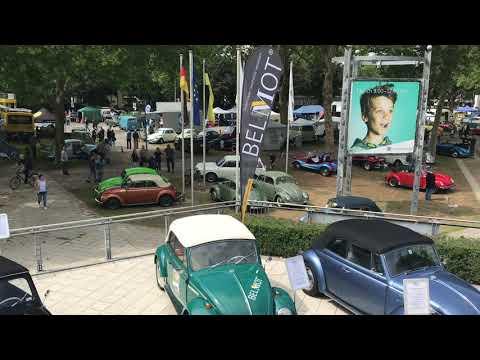 Internationales VW Treffen 2019 - BELMOT war dabei