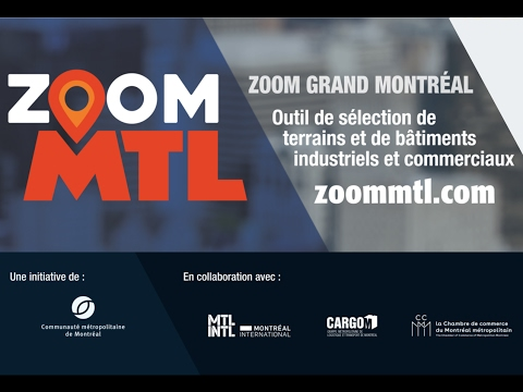 Vidéo: Un projet réalisé par la CMM, en partenariat avec MI, la CCMM et CargoM