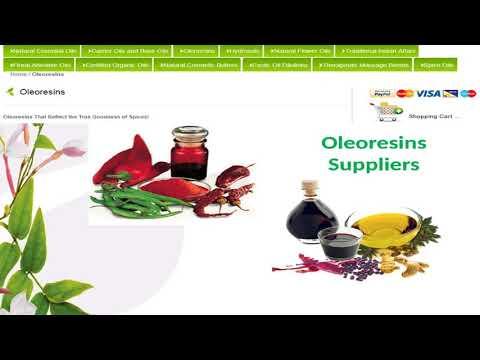 All Types of best essential oils @ Aromaaz International