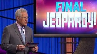 Jeopardy James Holzhauer Final Jeopardy 4/19/19