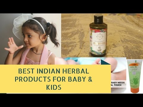 video Nature's Veda Dasapushpam Baby Oil Review<span class=