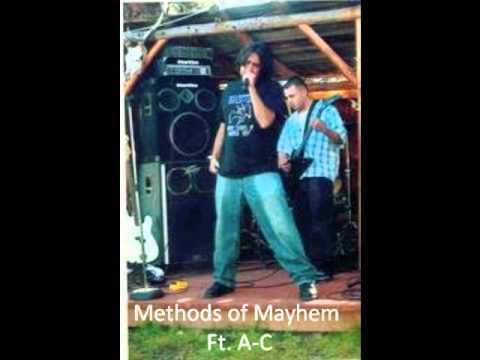 Methods of Mayhem Ft. A-C - Time Bomb