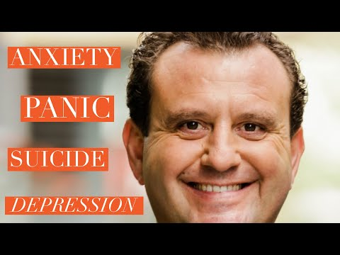 How to Release ANXIETY, PANIC, DEPRESSION & SUICIDAL Thoughts!