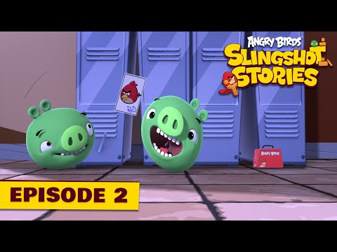Angry Birds Slingshot 2 - Starstruck