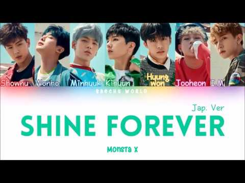 Shine Forever (Japanese Version)