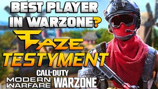 Reacting to How the #1 Sniper Plays WARZONE with High Kills   Modern Warfare Battle Royale Tips