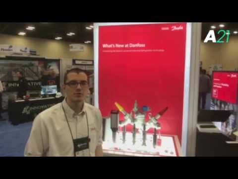 Interview with Danfoss at IIAR 2017