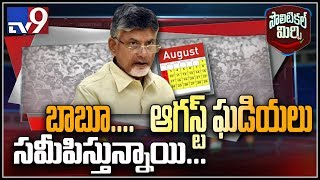 Political Mirchi: TDP fears with August month sentiment!..