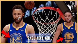 NBA 2K21 Next Gen Reveal: The Details I Noticed, & The GRAPHICS!