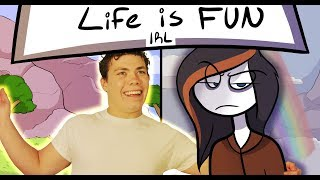 TheOdd1sOut - Life is Fun Ft. Boyinaband (Shot-for-Shot Live-Action Remake)