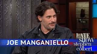 Manganiello & Stephen Discuss 'Dungeons & Dragons' Only