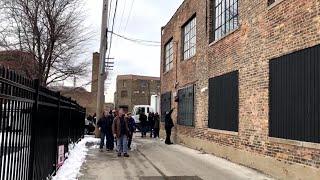 City Inspectors Gain Access To R. Kelly's Recording Studio