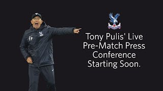 Tony Pulis' Pre-Everton Press Conference