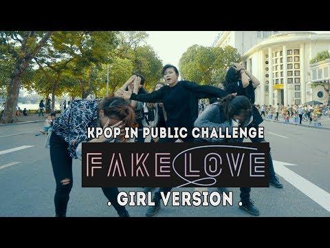 [KPOP IN PUBLIC - GIRL VER] BTS (방탄소년단) -