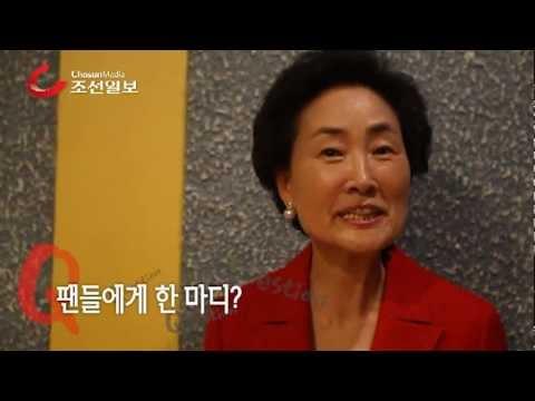 짱구 연기 20년, 성우 박영남을 만나다.
