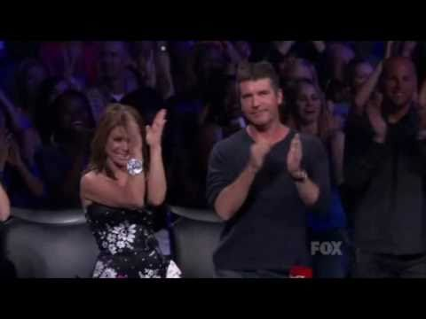 Adam Lambert Mad World Top 8 Performance at American Idol 2009 live video