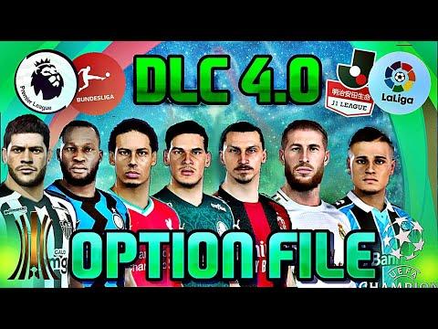 PES 2021 OPTION FILE DLC 4.0 COMPLETO! ATUALIZA TIMES, SELEÇÕES, LIGA, JOGADORES... 100% GRATUÍTO!