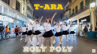 [KPOP IN PUBLIC CHALLENGE] T-ARA (티아라) - ROLY POLY (롤리폴리) Dance Cover by C.A.C's Trainees Vietnam