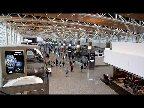 Calgary Airport | New International Terminal Tour