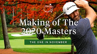 The One in November: The Making of the 2020 Masters