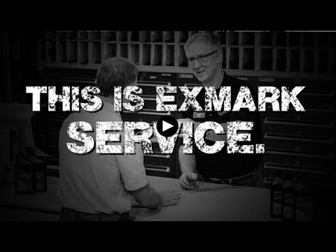 This Is Exmark Service