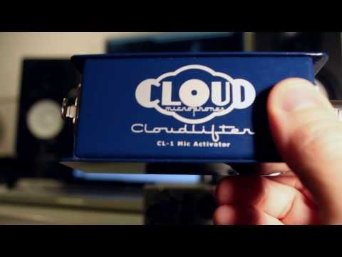Cloud Microphones - Cloudlifter CL-1 Mic Activator