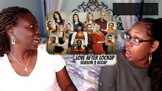 Love After Lockup S02 E38 |  RECAP w/ Sawai