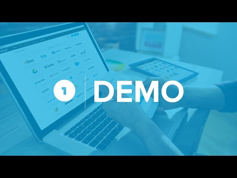 OneLogin Desktop Demo