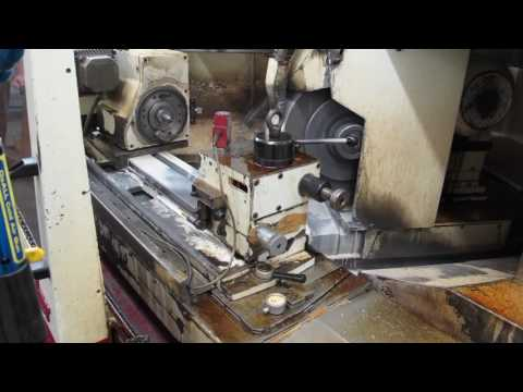Studer S40-4 CNC Angle Head Cylindrical Grinder