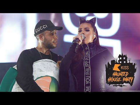 Jax Jones Feat. Mabel - Ring Ring (Live At The KISS Haunted House Party 2018)