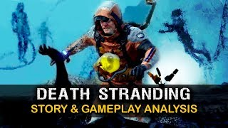 Death Stranding DETAILED Analysis | E3 2018 - Family Murder, Sam is Dead, The Afterlife, Atonement