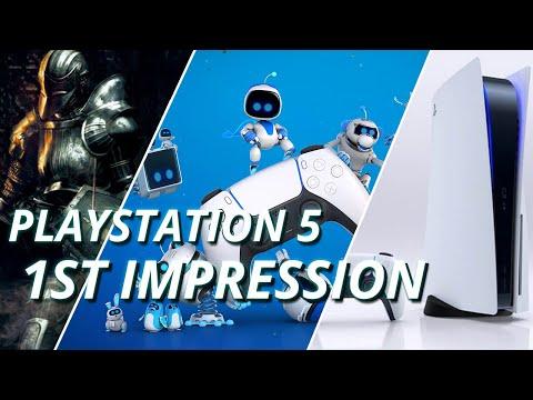 My Playstation 5 First Impression.