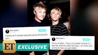 EXCLUSIVE: Aaron Carter Slams Brother Nick's Offer for Help After Arrest: 'Why Wouldn't He Call M…