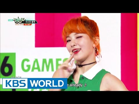 Red Velvet (레드벨벳) - Lucky Girl / Russian Roulette (러시안 룰렛) [Music Bank COMEBACK / 2016.09.09]