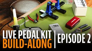 Watch the Trade Secrets Video, How to Build a Pedal Kit Step-by-Step (Episode 2)