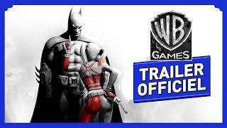 Batman arkham city :  bande-annonce 3 VOST