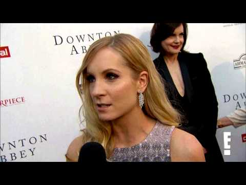 Joanne Froggatt Downton Abbey season 4 interview - YouTube