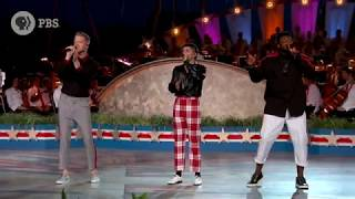 """Pentatonix - """"Stay"""" & """"The Middle"""" Mashup - Capitol Fourth Live"""