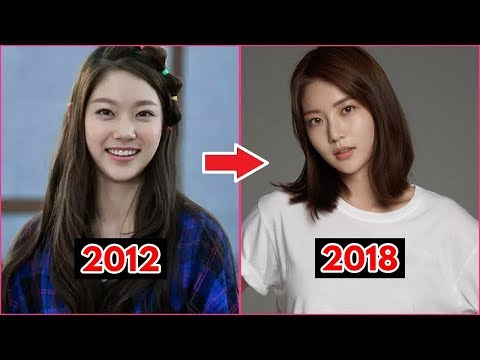 lee jong hyun and gong seung yeon 2018