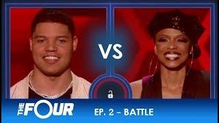 James vs Sharaya J: A BRUTAL Rap Battle Between Two Gladiators!   S2E2   The Four