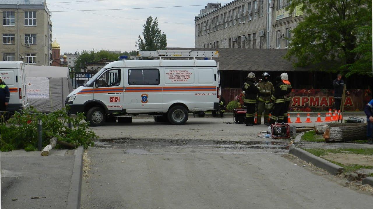 Волгоград: на месте взрыва ведутся поисковые работы